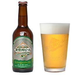【季節限定】南信州ビール 駒ヶ岳エール