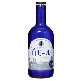 ヘリオス酒造 ユキノチカラ 白ビール