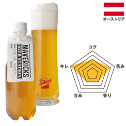 シュティーグル ゴールドブロイ 500ml ペットボトル