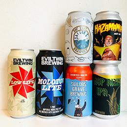ビア・キャッツ Drink IPA&Pilsner!6本セット