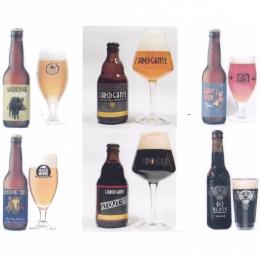 ティワリインターナショナル ベルギークラフトビール、人気の6種類セット(6本セット)