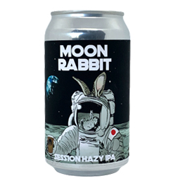 Two Rabbits Brewing Co. Moon Rabbit Session Hazy IPA/ムーンラビット セッション ヘイジー IPA
