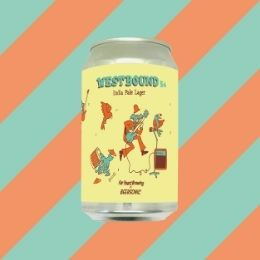 Far Yeast Brewing WESTBOUND 5th India Pale Lager