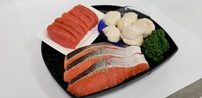 【魚の北辰】北辰人気の海鮮セット