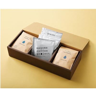 船橋市 【magome coffee project】 水出し、ドリップコーヒーセット