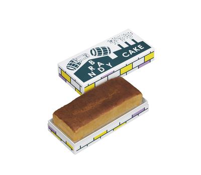 【資生堂パーラー】 ブランデーケーキ