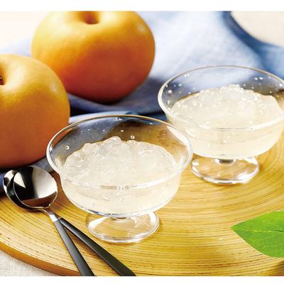 【なごみの米屋】 千葉の梨ゼリー