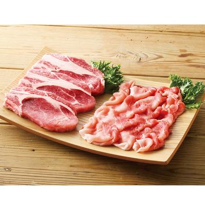 【肉の匠 いとう】 香取市 恋する豚研究所 豚肉セット