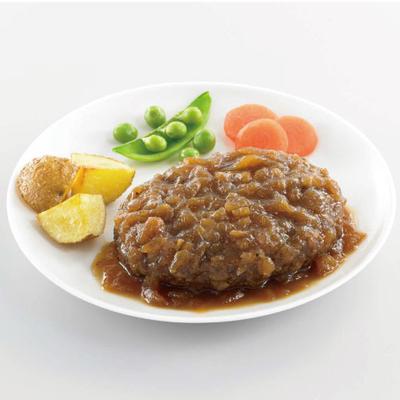 船橋市 【石井食品】千葉県白子町産玉ねぎのハンバーグとスープセット