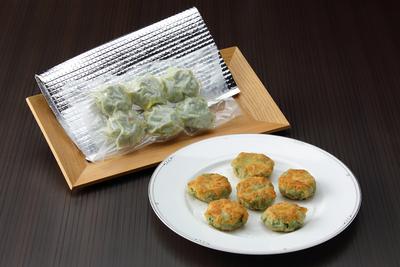 焼きニラ饅頭(6個)