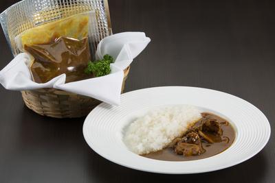 国産牛ほほ肉の特製カレー