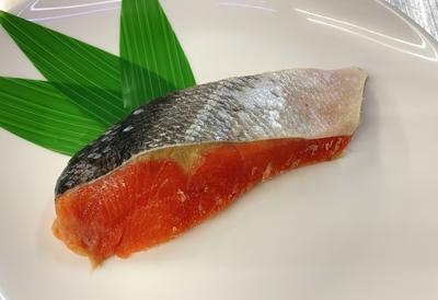 紅鮭甘塩(宗谷の塩使用)