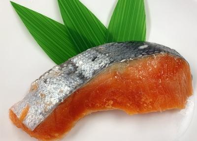 銀鮭甘塩(宗谷の塩使用)