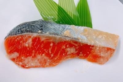 銀鮭西京味噌漬け