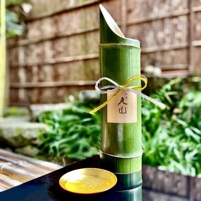 特製青竹酒(金箔入) 500ml 会員価格10,310円(税込)