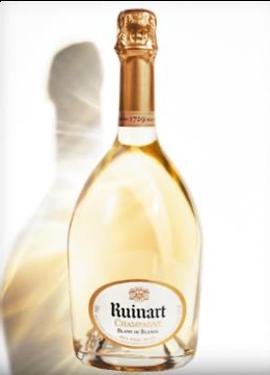 Ruinart Blanc de Blancs(ルイナール ブラン・ド・ブラン ):ハーフボトル
