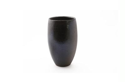 【たけのり陶房】穴窯ビアカップ