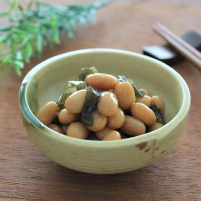 食べきり昆布豆 120g