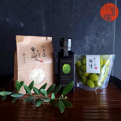 真里のオリーブご飯セット【B】ミッション