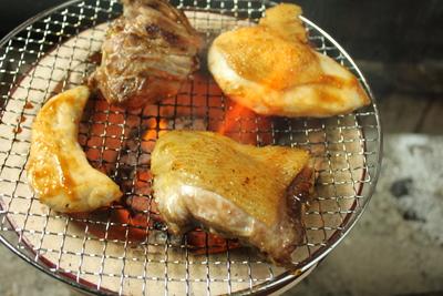 【新鮮朝挽き】熊野地鶏さばきオス1羽(1.5kg前後)