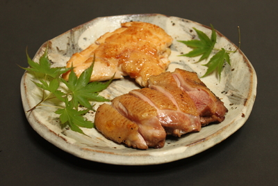 【新鮮朝挽き】熊野地鶏さばきメス1羽(1.1kg前後)