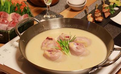 【自宅で本格スープ】熊野地鶏白湯スープ 300g