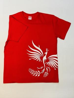 Tシャツ(レッド)