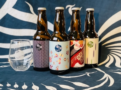 ビール4種&タンブラーセット
