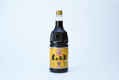 九州こいくち醤油(紫)1.8L