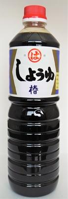 九州こいくち醤油(つばき)1L