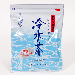 冷水茶(ティーバッグ) 10g×15p