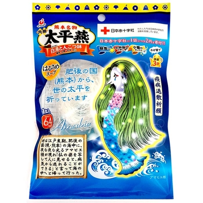 アマビエ・太平燕1食とんこつ味【マグカップタイプ】