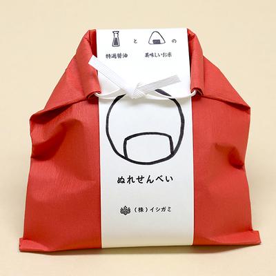 ぬれ煎餅味くらべ / イシガミ