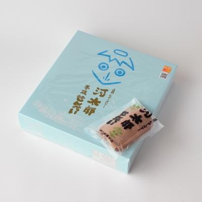河太郎せんべい(鶴乃屋菓子店)2枚×18袋