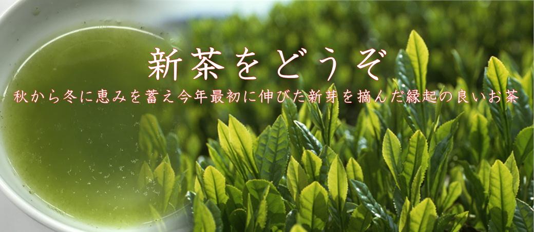 新茶の販売・通販はお茶の川村園へ