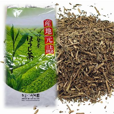 【業務用】お茶の川村園オリジナル 伊勢茶・ほうじ茶 500g(単品)