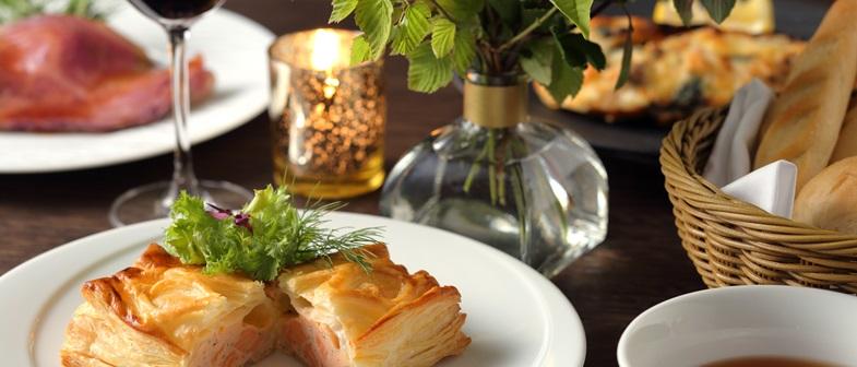 お家時間を楽しくするホテルの料理たち。至福の時を。