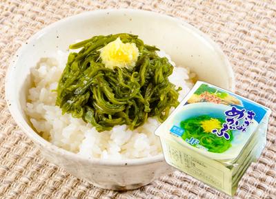 きざみめかぶ(50g×3個/冷凍)