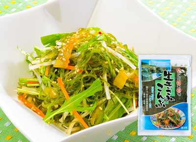 生きざみこんぶ(300g/冷蔵)
