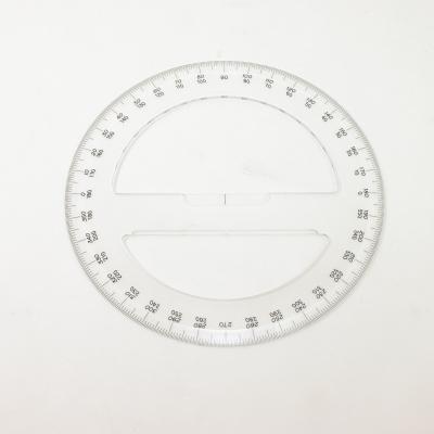 分度器 360度 15cm全円