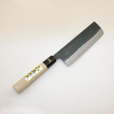 菊利久 菜切包丁165mm 水牛桂 厚地