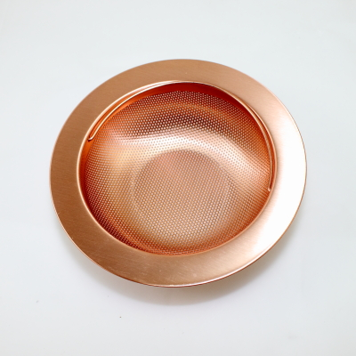 純銅パンチングストレーナー