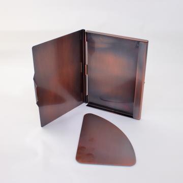 純銅製 携帯用フリーケース
