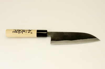 かじ兵衛 菜切三徳包丁135mm