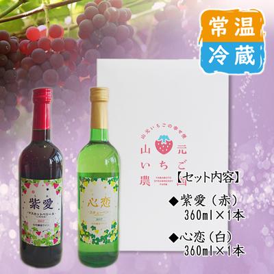 紫愛・心恋 360ml 2本セット