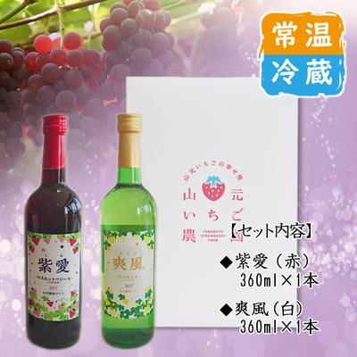 紫愛・爽風 360ml 2本セット