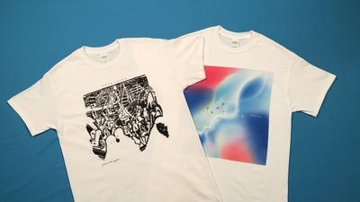 【HBCテレビ SONG@北!特別価格】CRCK/LCKS オリジナルTシャツ【HBC】
