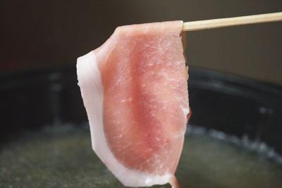 プレミアム麦豚 しゃぶしゃぶセット【肉のなかせ】