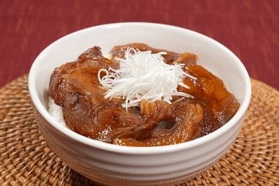 北海道十勝産 特製 豚丼の具セット(6袋入)【かんの精肉店】