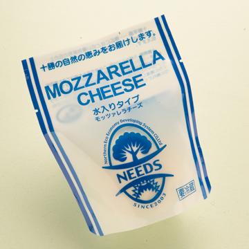 NEEDS社 モッツァレラチーズ水入りタイプ